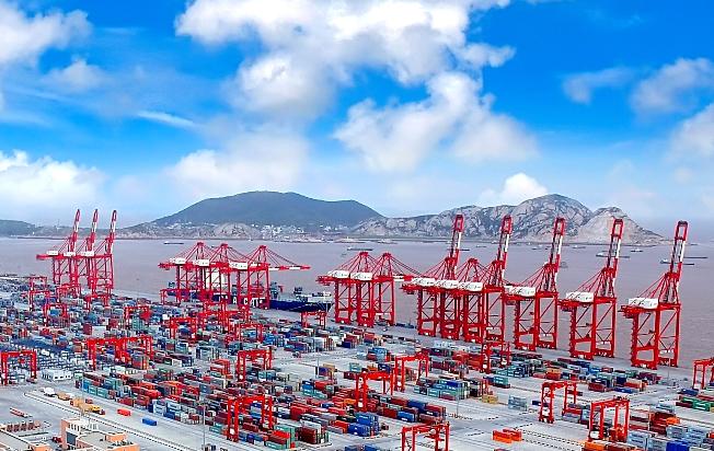 转型升级 上海绿色港口三年行动计划目标基本实现
