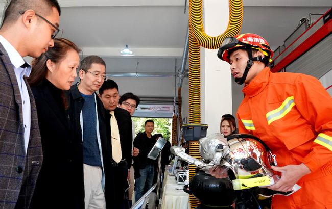 """上海""""119消防宣传月""""活动启动"""