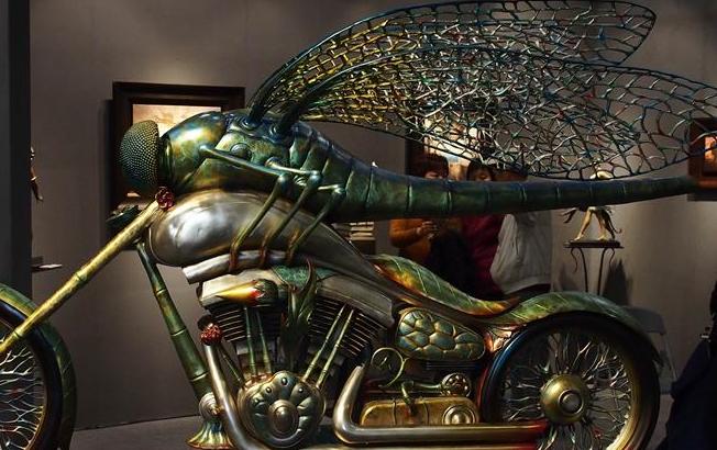 2017上海艺术博览会将在沪举办