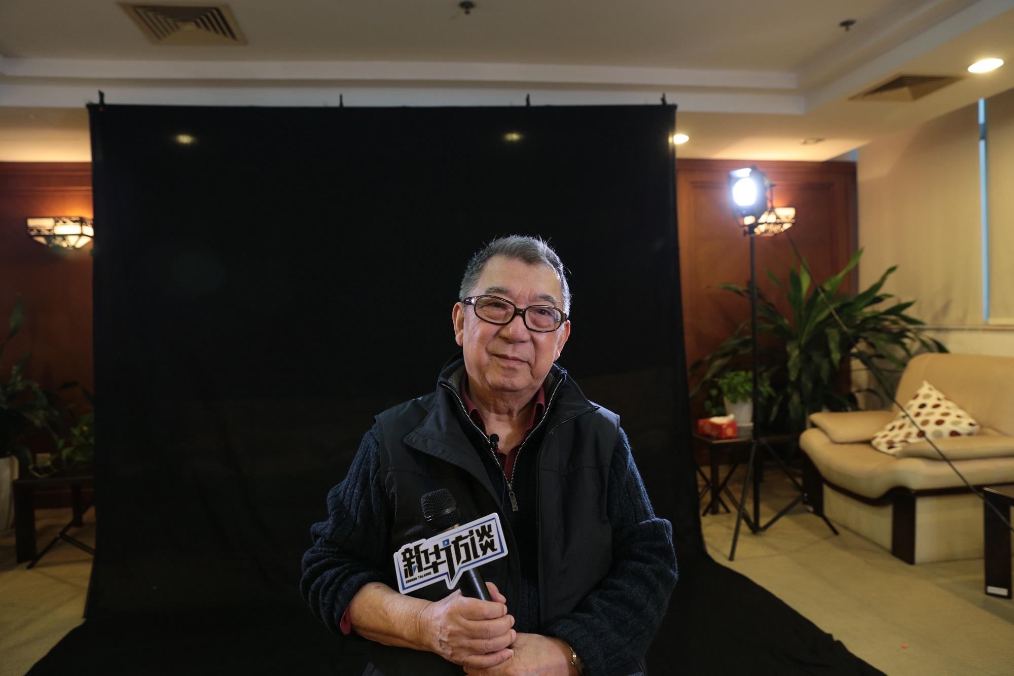 导演郭宝昌:创新的艺术才能代代相传