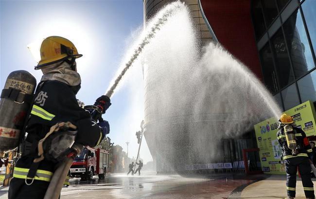 """各地开展""""119消防宣传日""""主题活动"""