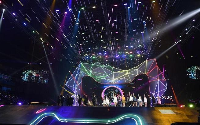 """""""2017天猫双11全球狂欢夜""""晚会在上海举行"""