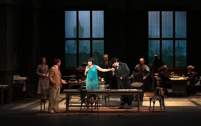 第十九届中国上海国际艺术节闭幕 捷克民族歌剧代表作《马克若普洛斯档案》压轴
