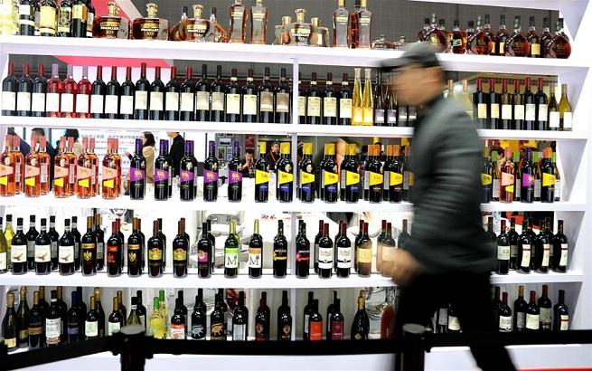 百年民族葡萄酒品牌新品上市