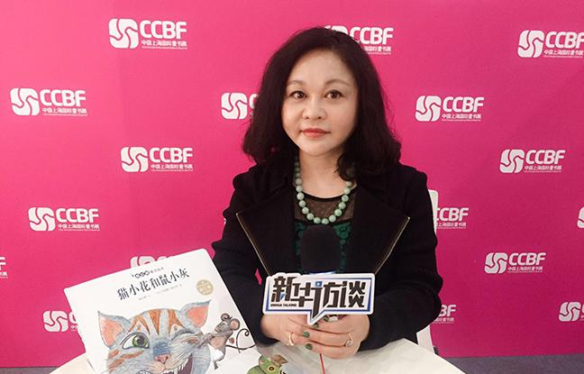 专访杨红樱:莫让家长的焦虑绑架了孩子的阅读