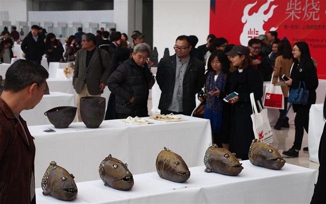 上海举办国际陶瓷柴烧艺术节