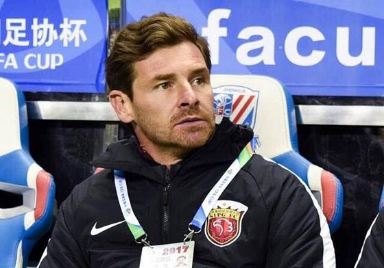 上港足球俱乐部发布公告:主教练博阿斯离任