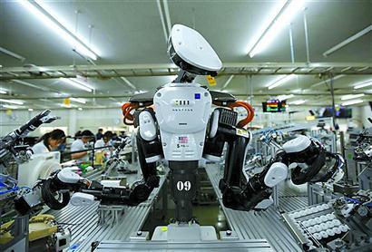 """别怕AI抢饭碗,人类还能""""再就业"""""""