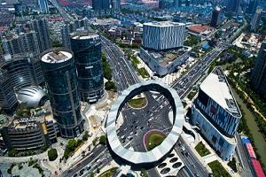 """上海科技金融产业园成立 培育""""五大核心功能"""""""