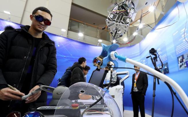 上海交大成立医疗机器人研究院