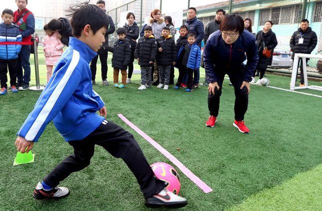 少年足球公益助学嘉年华在沪举行