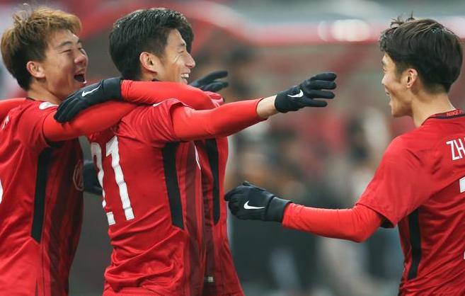 亚冠资格赛:上海上港胜清莱联队