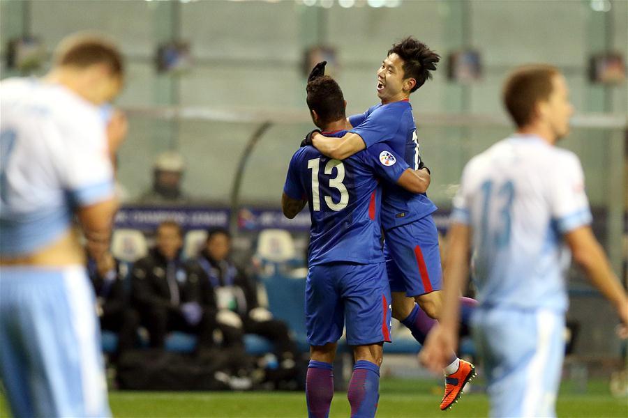 亚冠:上海绿地申花战平悉尼FC