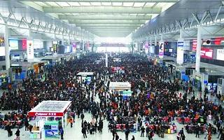 回溯春运历史 看上海是如何缓解春运难题的