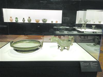 上博共计30件古代青铜器和1件清代绘画赴美展出