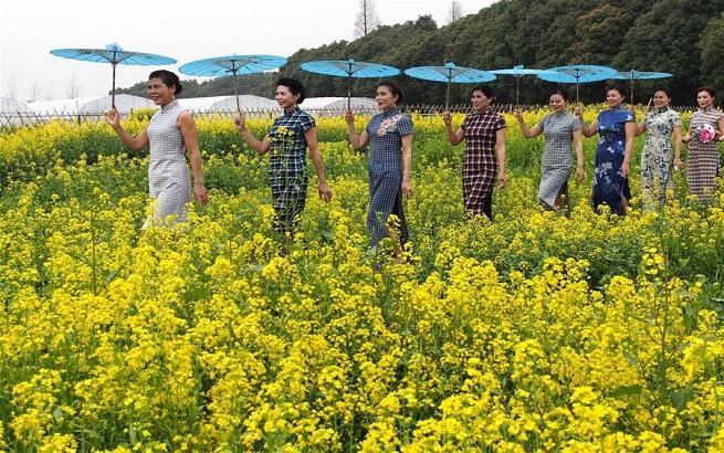 上海:公共文化资源输送到村
