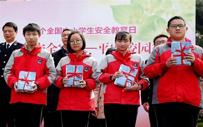上海启动水上交通安全知识进校园活动