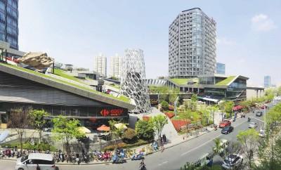 沪去年新增50多家购物中心 今年至少再开33家