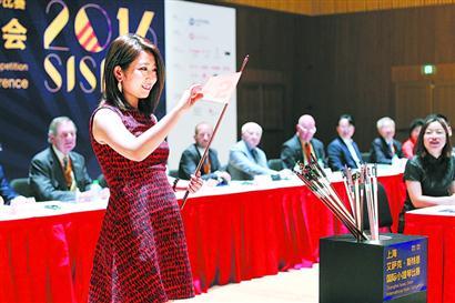 """上海:国际艺术赛事致力""""影响力""""""""美誉度"""""""