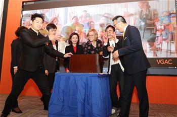 上海:首届世博艺术季揭幕