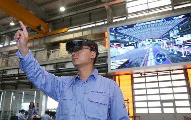 探访打造国产飞机的智慧车间