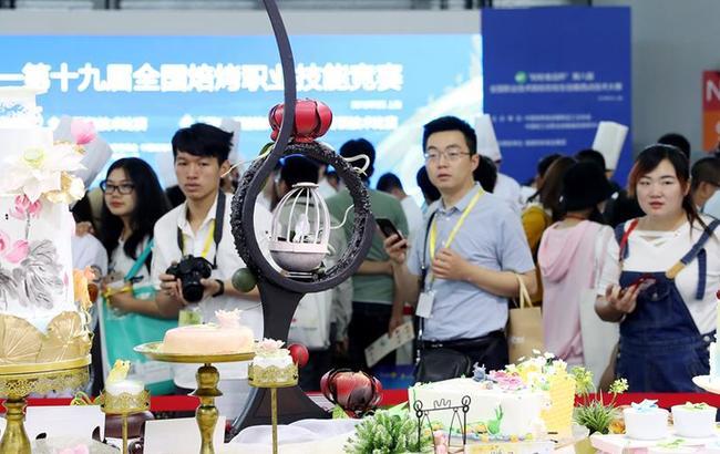 中国国际焙烤博览会在沪举行