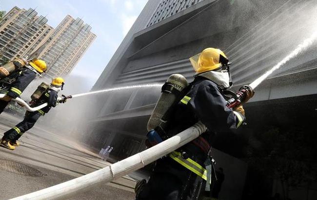 上海举行防灾减灾疏散演练