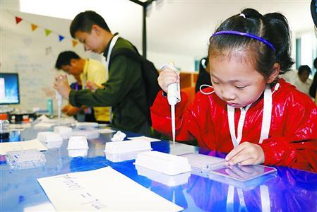 上海科技节期间 全市100余家实验室将向公众开放