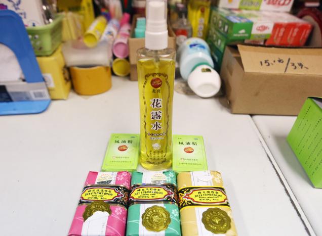 """专卖老上海""""记忆""""的杂货铺"""