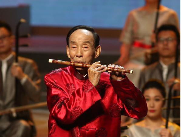 """""""中國笛王""""陸春齡97歲高齡辭世"""