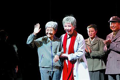 历时五年创作 大型原创沪剧《敦煌女儿》试首演