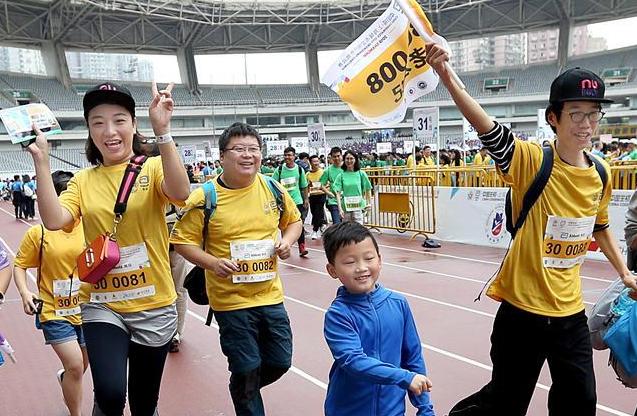 全民健身——2018中国坐标·澳门永利网上娱乐城市定向户外挑战赛在沪举行