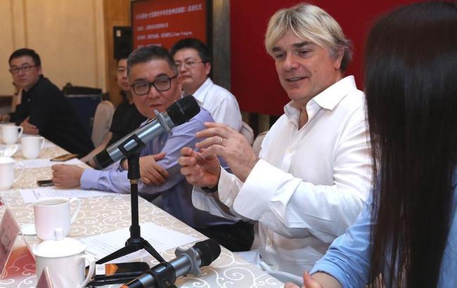 上海举行《中华创世神话组歌》合作启动仪式