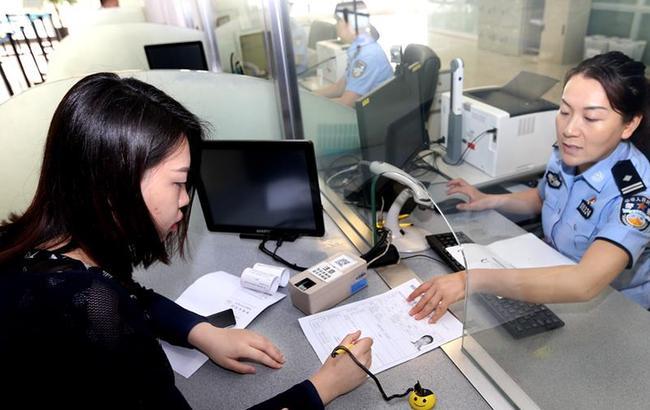 上海警方再推便民新举措