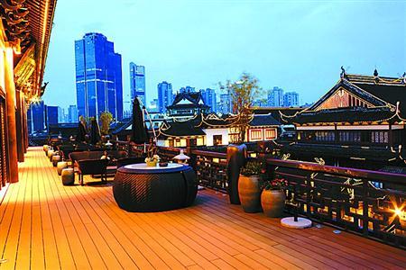 豫园商城升级改造:这些楼顶可见最好的风景