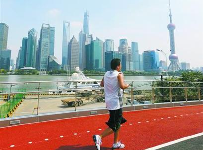 去哪儿锻炼?市民对健身步道满意度高