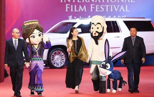 第21届上海国际电影节拉开帷幕