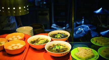 上海最受欢迎小吃第二名 从不是主角却必不可少