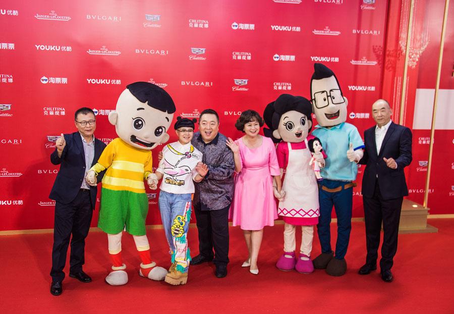 第21届上海国际电影节闭幕 《再别天堂》获最佳影片