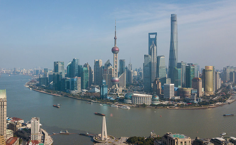 """上海打造全球城市""""中国样本"""""""