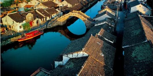 上海不可错过的12大历史文化名镇名村