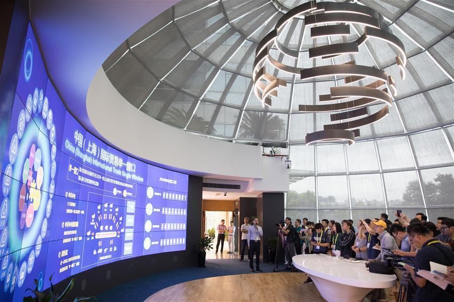 上海国际贸易单一窗口升级 处理全国近1/3进出口贸易量