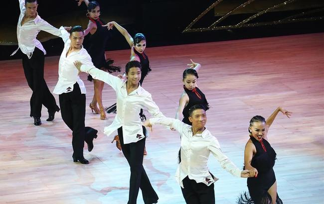 2018黑池舞蹈节(中国)在上海揭幕