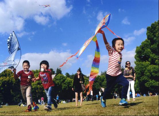 【攻略】和家人探访秋日上海之美,就在旅游节
