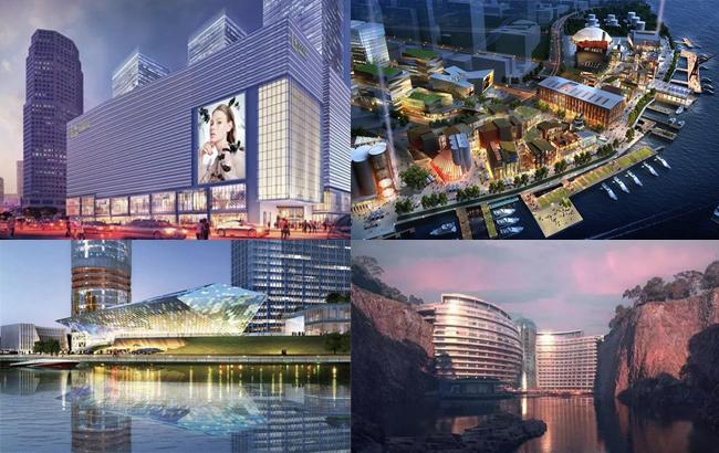 """佘山""""深坑酒店""""将开 上海下半年还将新增这些游玩好去处"""