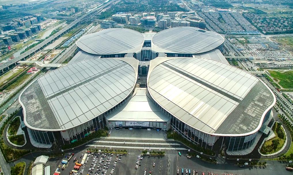 中国国际进口博览会上海城市形象片60秒宣传片亮相