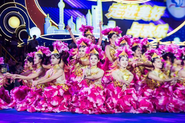 """2018上海旅游节开幕,""""半价游上海""""开启"""