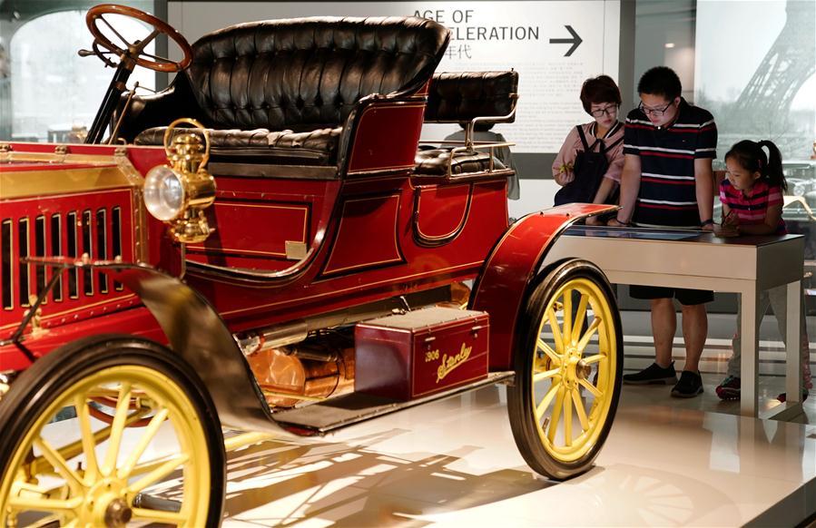 上海:汽车博物馆里的亲子假期