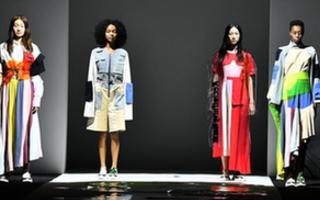 Reclothing Bank新款作品亮相上海时装周