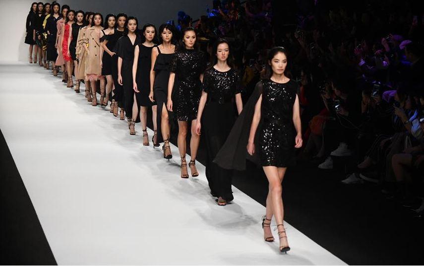EITIE女装品牌亮相上海时装周